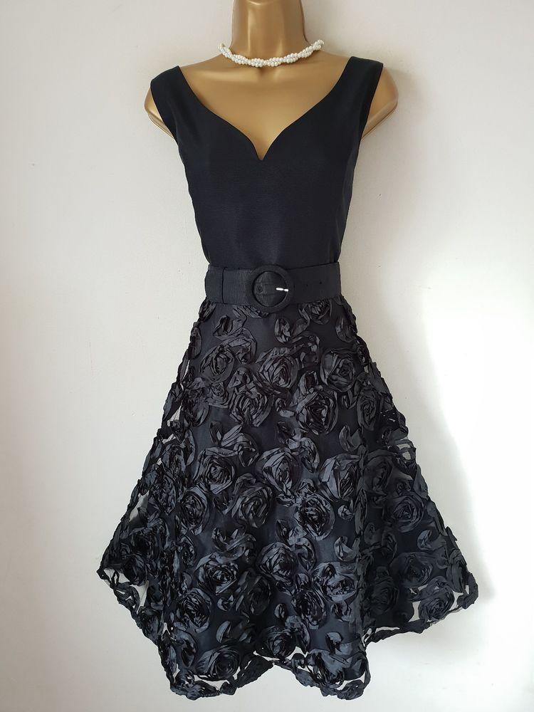 Park Art|My WordPress Blog_Black Fit And Flare Dress Uk