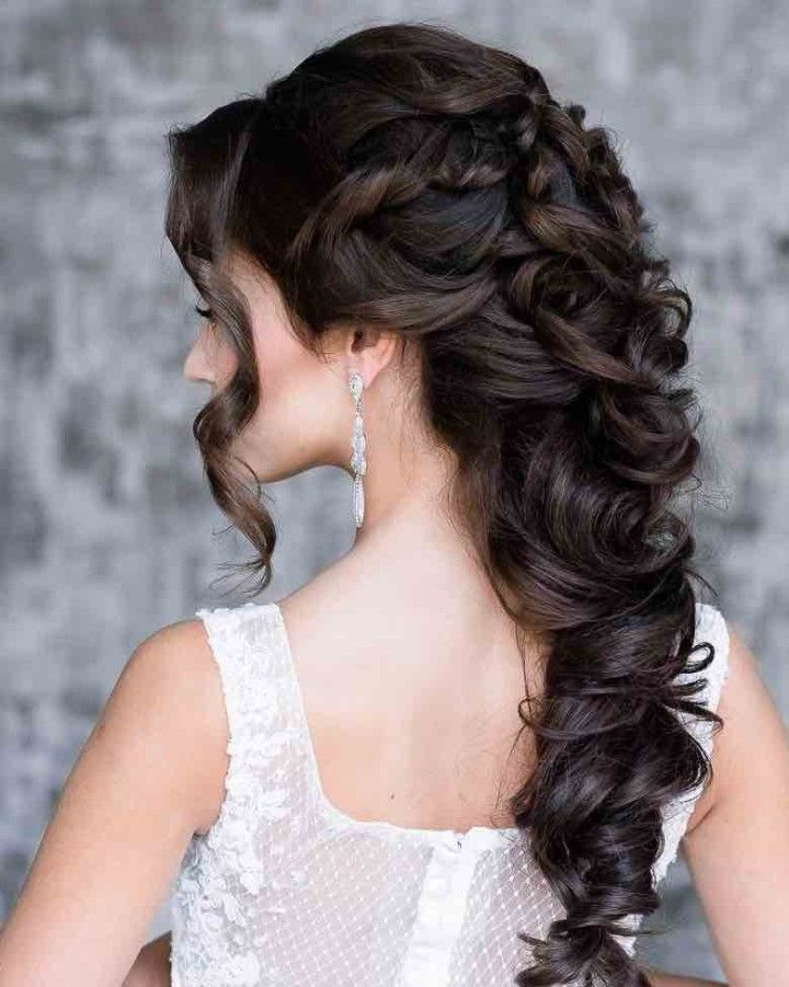 21 Classy And Elegant Wedding Hairstyles Modwedding Celebrity Wedding Hair Hair Styles Wedding Hairstyles For Long Hair