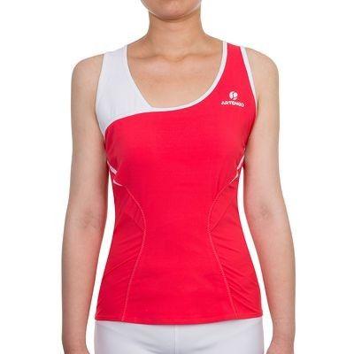 tiendas populares super barato se compara con precios grandiosos www.decathlon.es camiseta-de-mujer-tirantes-artengo-800 ...