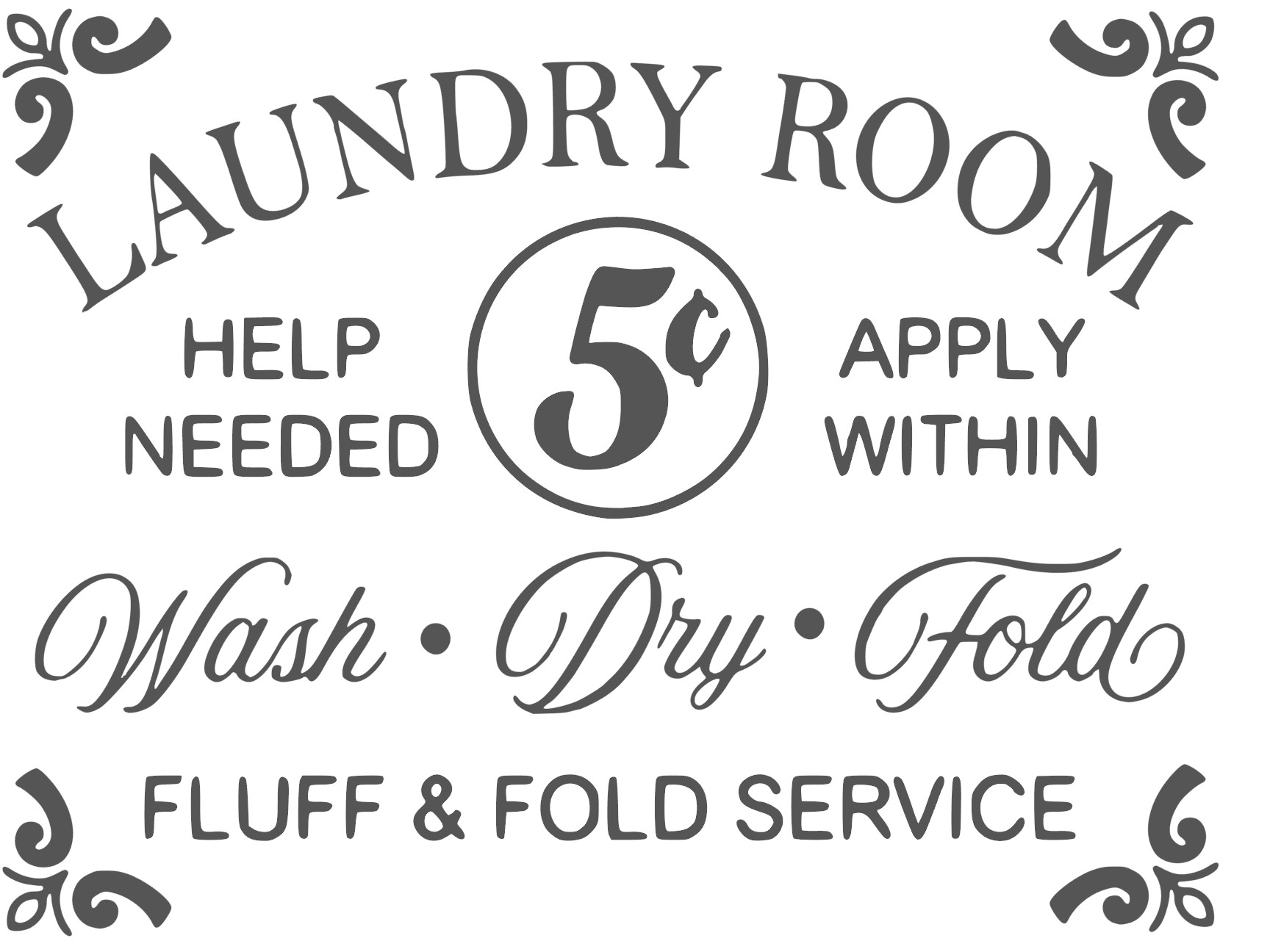 Free Vintage Laundry Room Sign File Jpg Png Studio3 Svg Vintage Laundry Room Craft Room Signs Laundry Room Printables