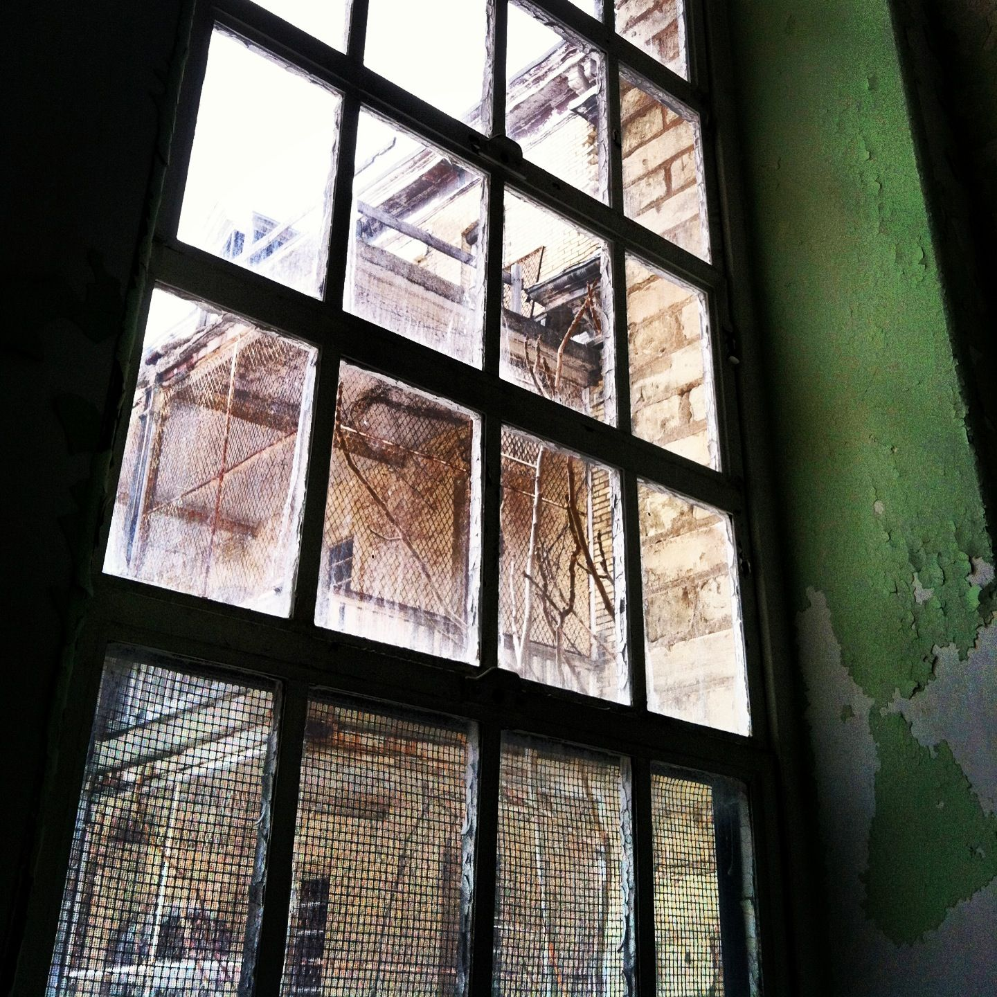 Abandoned Places In Battle Creek Michigan: Traverse City State Hospital Women's Ward