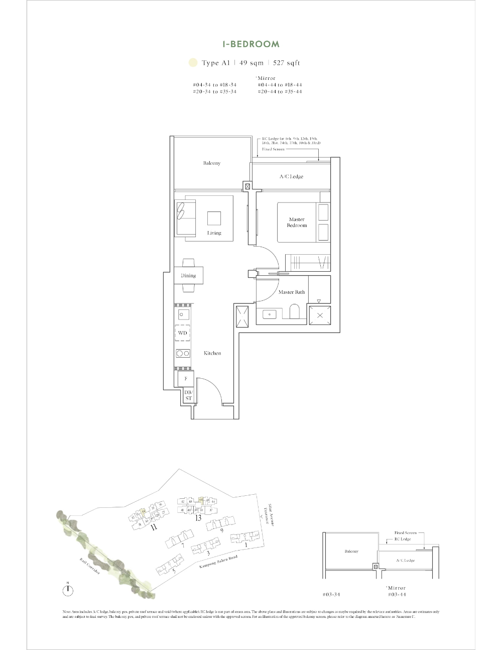 Site And Floor Plan Avenue South Residence Official Website Bernard Koh Sustainable Building Design Floor Plans Residences