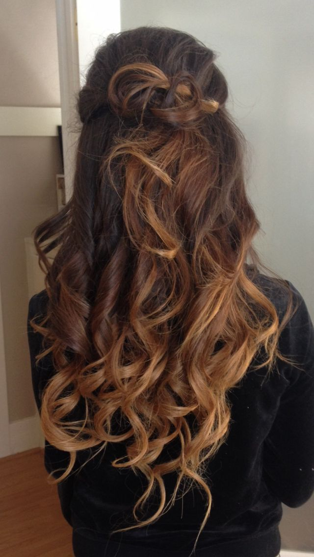 Pin by Jemma Wood on PROM | Hair styles, Long hair styles ...