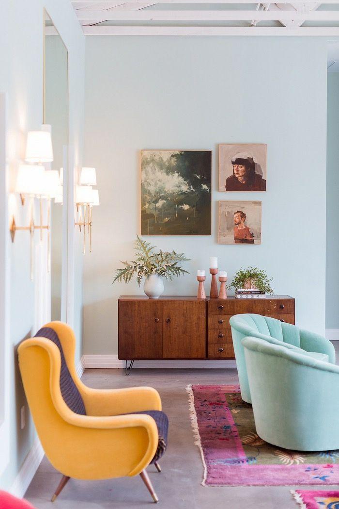 ▷ 1001 idées déco pour illuminer l intérieur avec la couleur