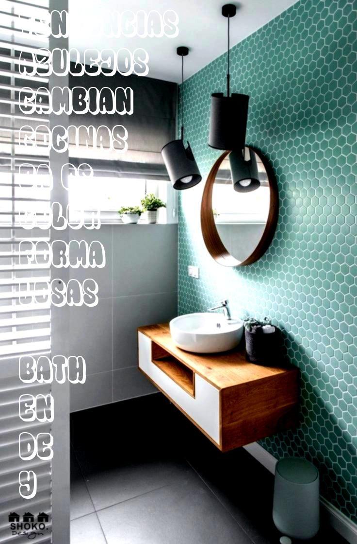 Tendencias 2019 losas y azulejos en baños y cocinas cambian de forma y color  Tendencias 2019 losas y azulejos en baños y cocinas cambian de forma y color...