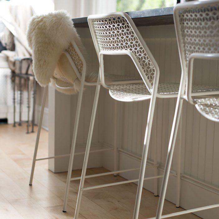 Hot Mesh Bar Stool By Blu Dot Loft Decor Home Apartment Decor