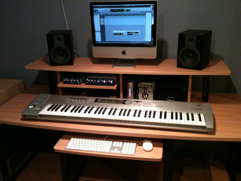 youtube to home recording how make watch studio desk a