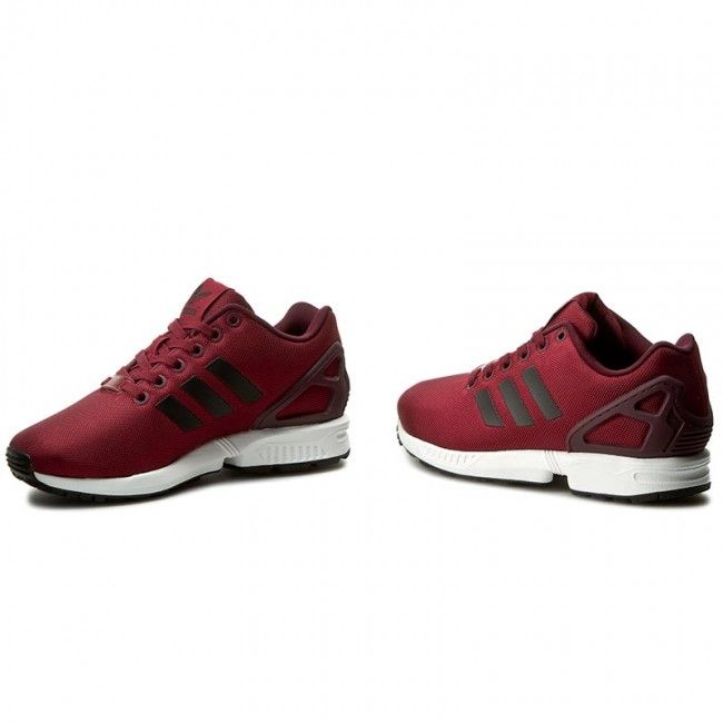 90fb314c572 https   leisurelythreads.co.uk adidas Zx Flux Red Trainers -2 ...