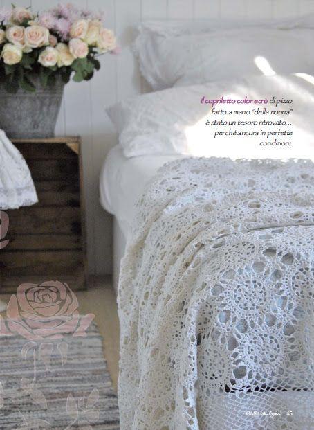 Shabby Soul:My Bedroom on a Magazine!