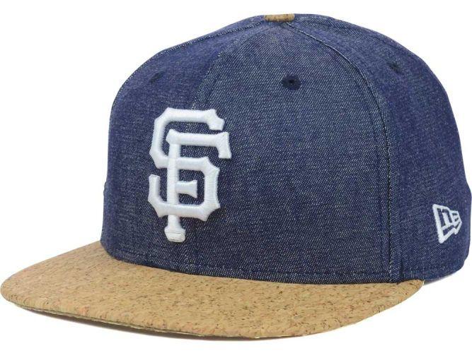 San Francisco Giants MLB Denim Pack 59FIFTY Cap Hats