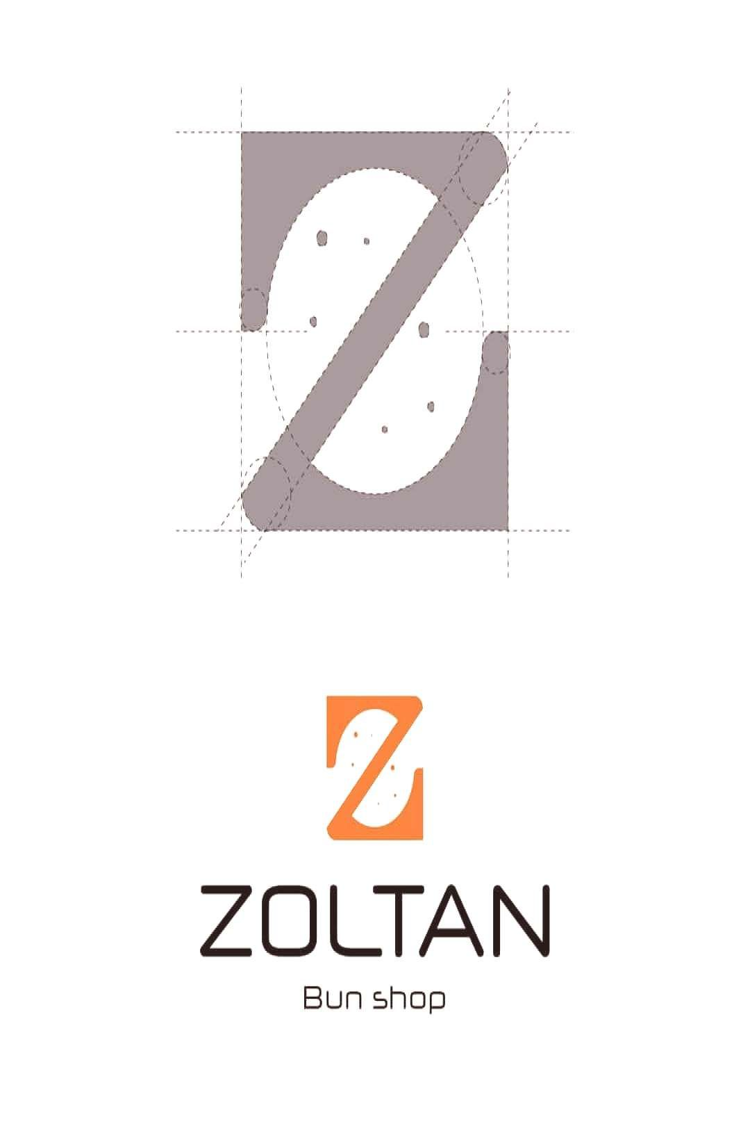 Zoltan Logo Concept..!! . . . What do you think about this? . . FYou can find Food logo and more on our website.Zoltan Log...