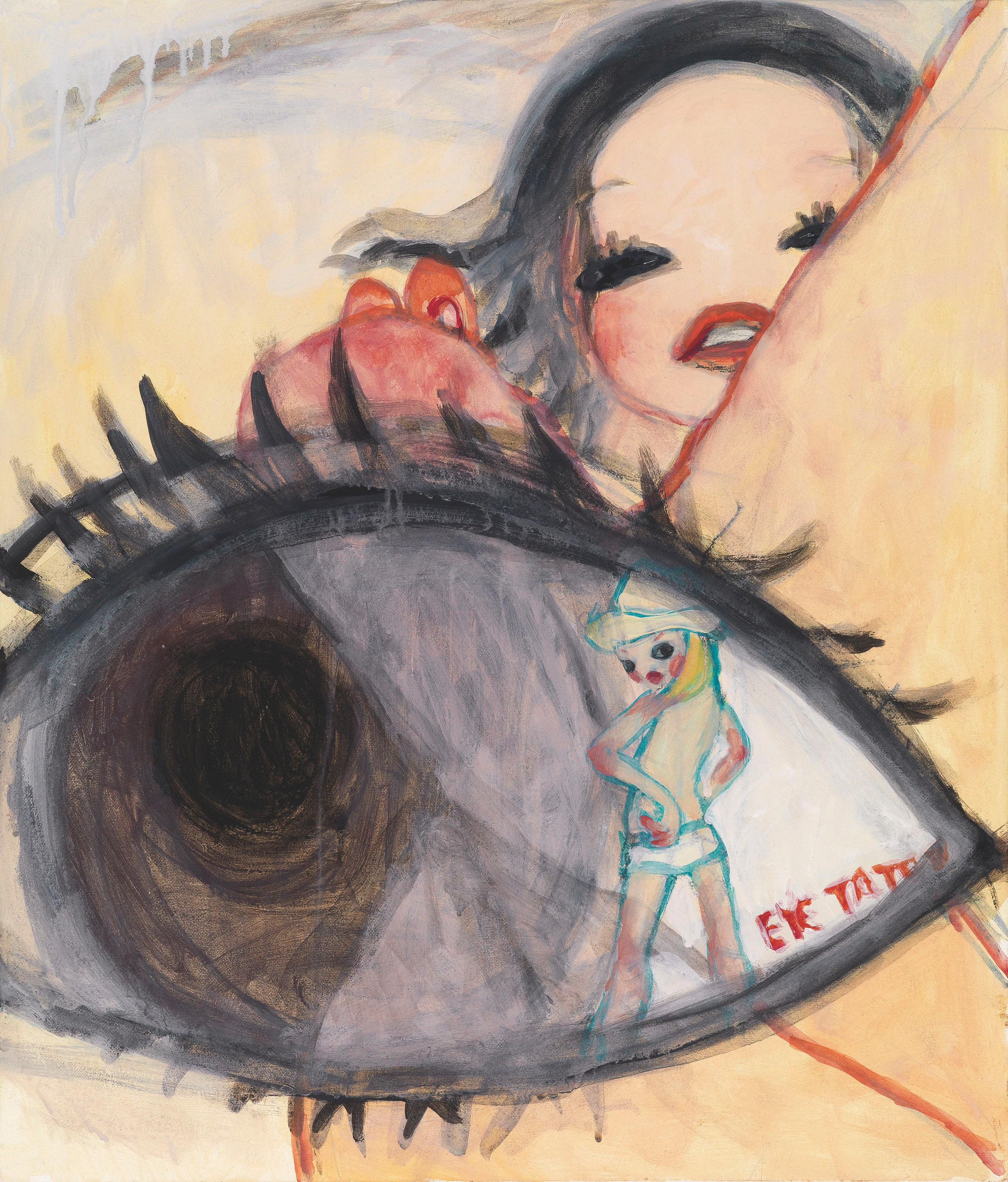 AYA TAKANO | 2000s, Paintings | Christie's