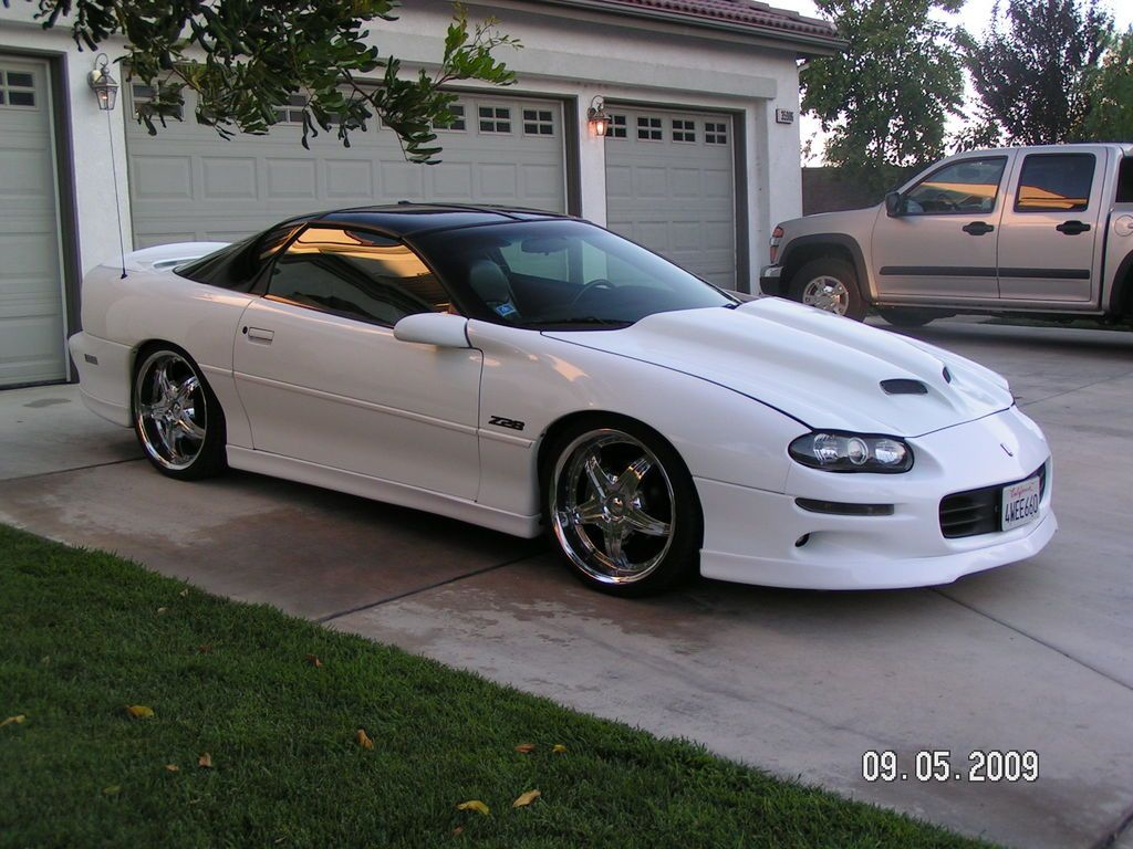 Absolutely The Best 2002 Chevrolet Camaro Z28 In Sporty