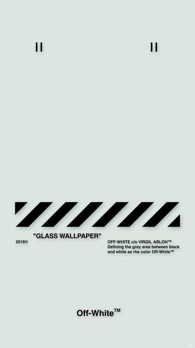 Luonnonvalkoinen Taustakuva In 2020 White Wallpaper For Iphone Iphone Wallpaper Off White Hypebeast Wallpaper