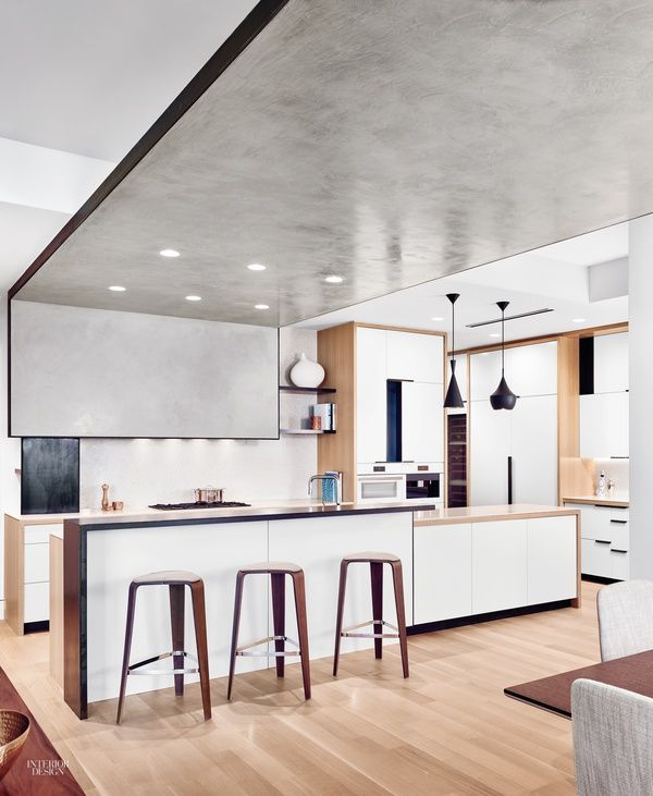 Austin Apartment By Page Southerland Page And Furman Keil Masters The  Details · Minimalist DesignOpen KitchenCommercial ...