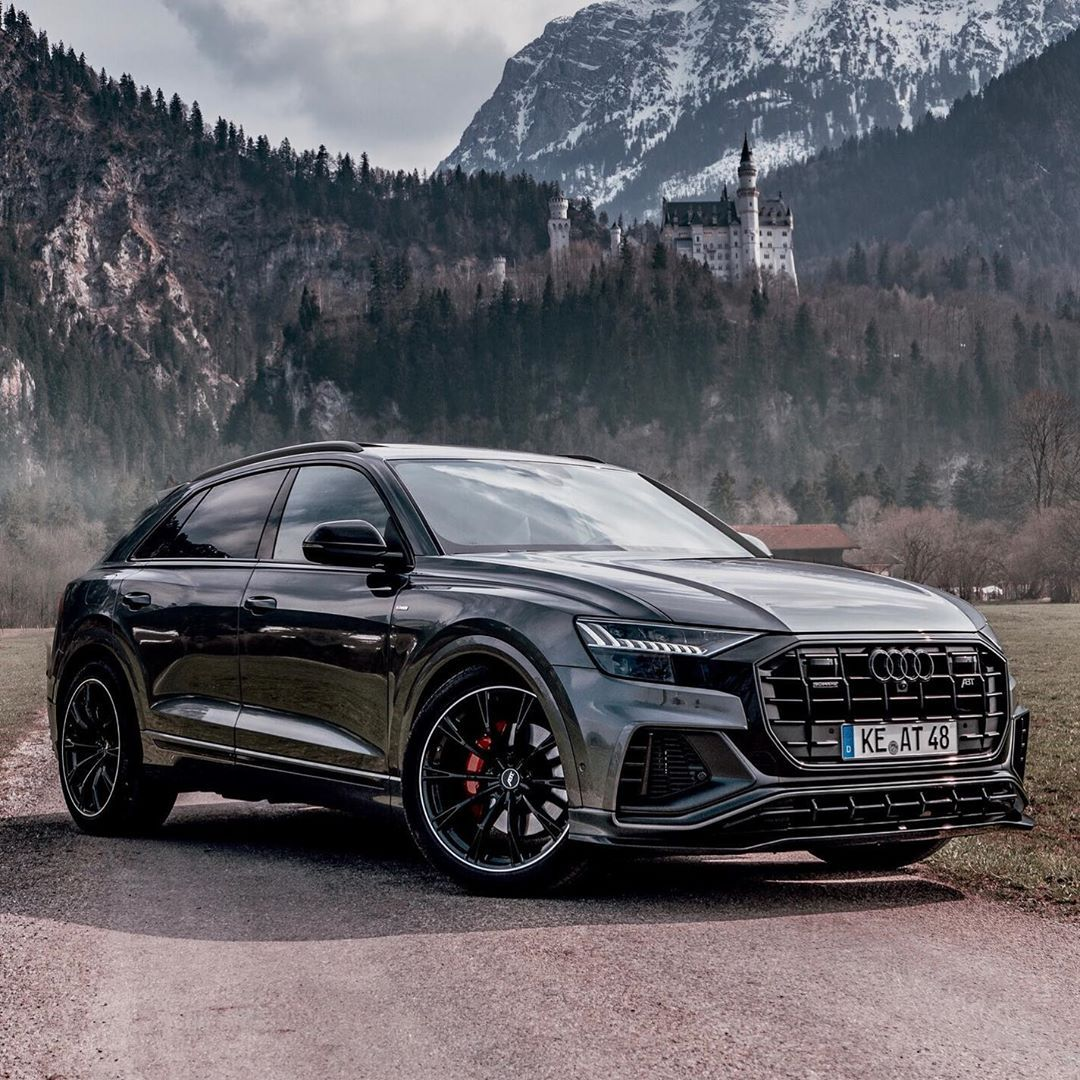 Nardo Grey Super Suv The Upcoming Rsq8 Our Audi A8 S8 Page S8 Nation Audi Rsq8 Audi Suv Audi
