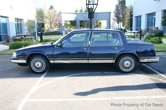 Such A Smooth Ride 1989 Buick Park Avenue It Was My Ride To