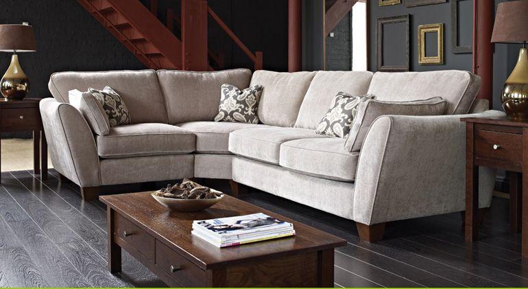 alexis corner sofa pure comfort pure comfort furniture - Corner Sofa