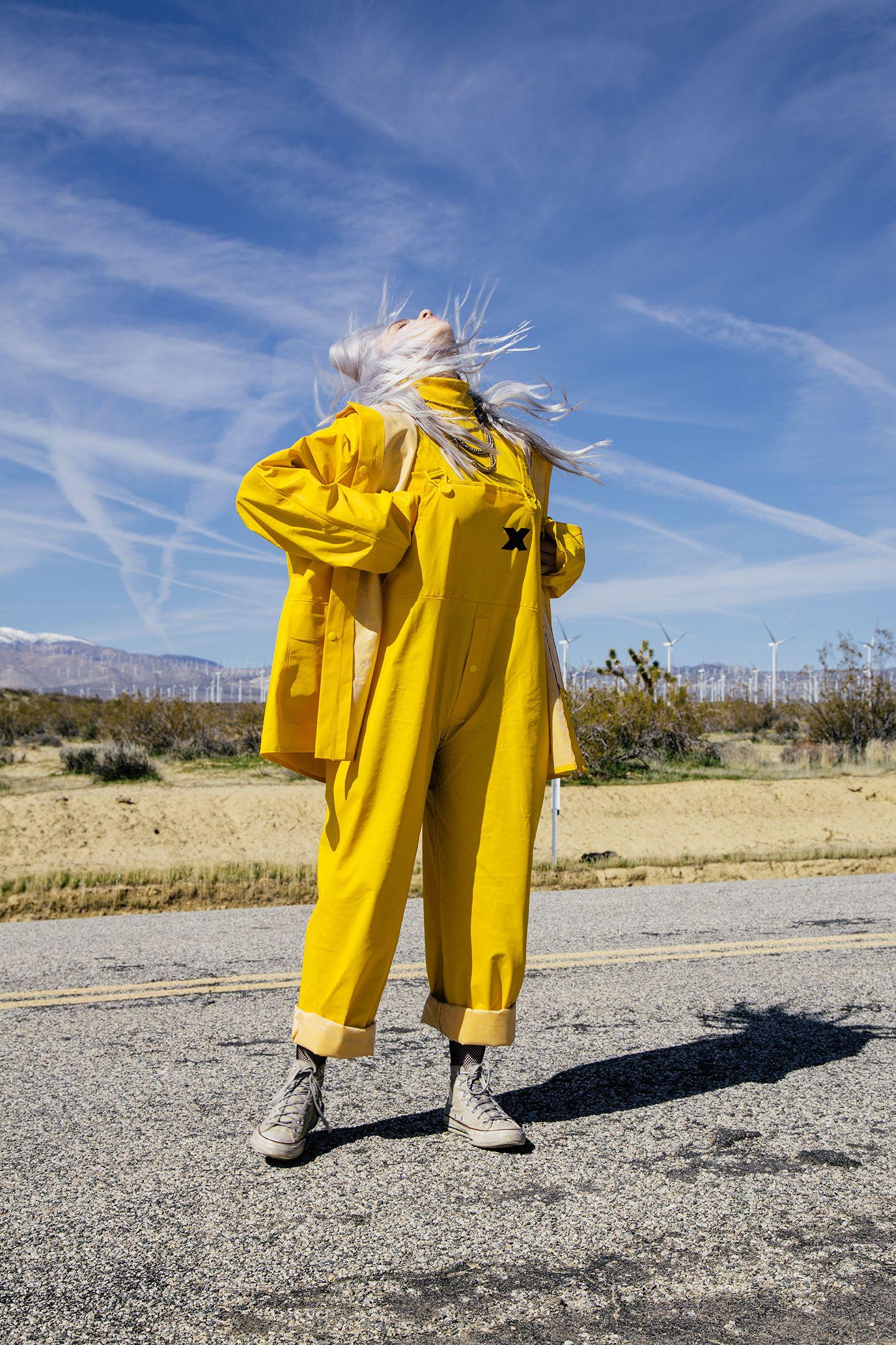 Billiebellyache4web Jpg Billie Eilish Billie Rain Wear