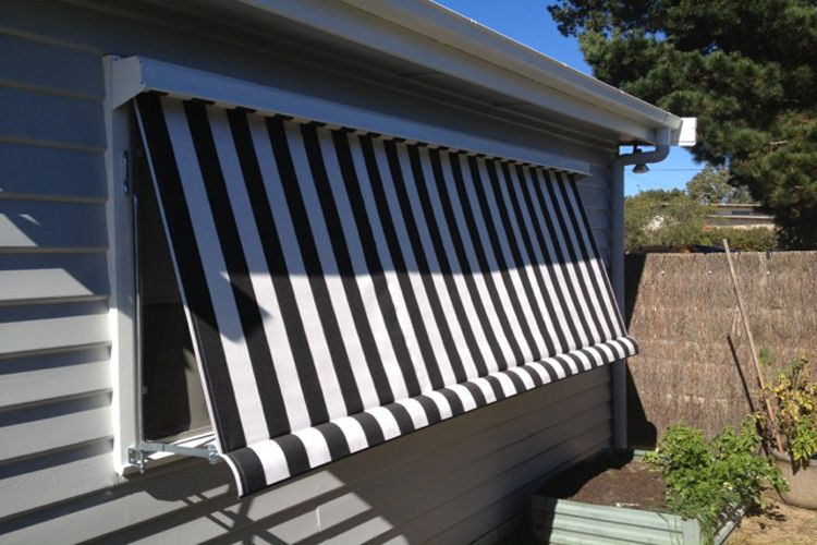 Outdoor Canvas Awning Awnings Window Blinds