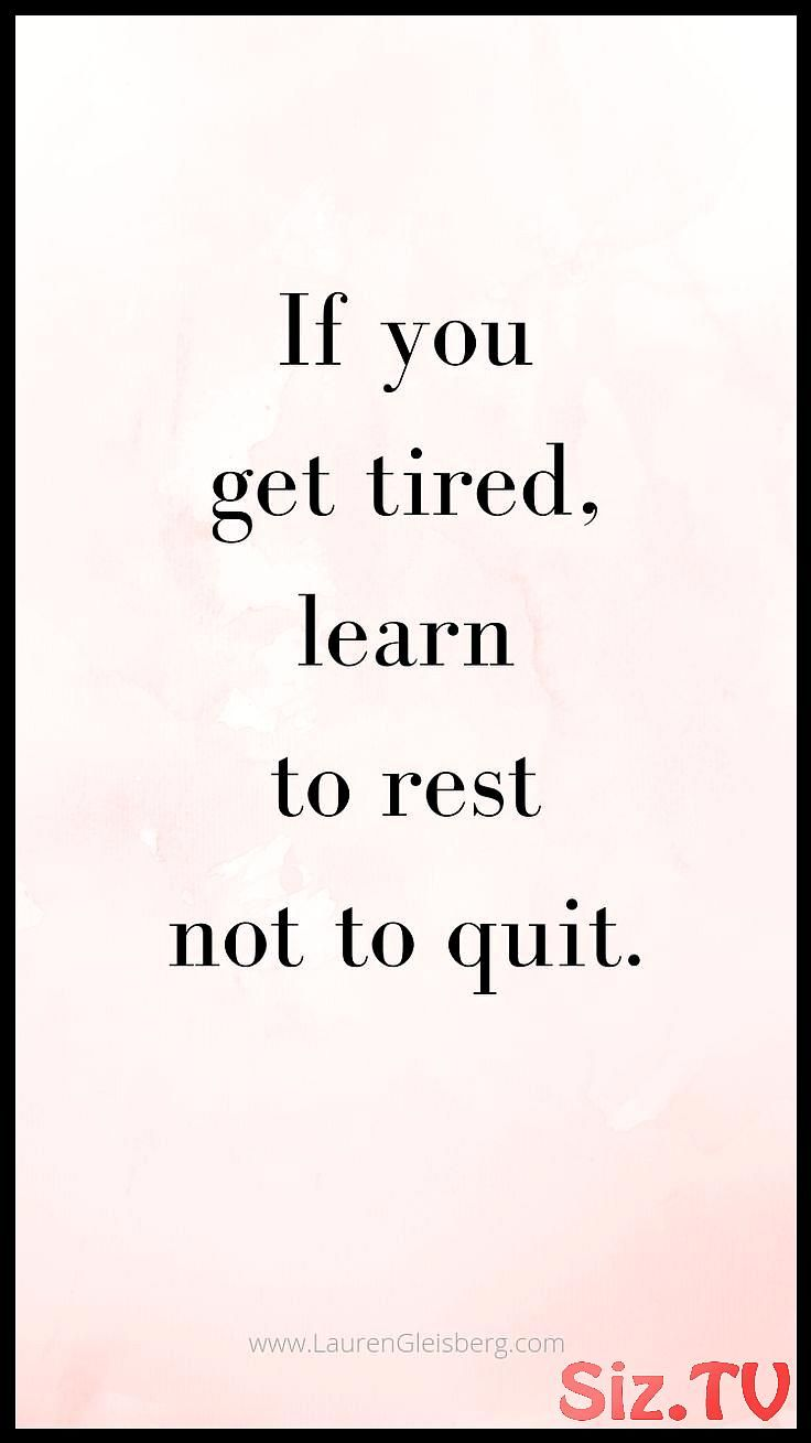 BEST MOTIVATIONAL & INSPIRATIONAL GYM / FITNESS QUOTES - when you get tired, you learn ...,  #amp #f...