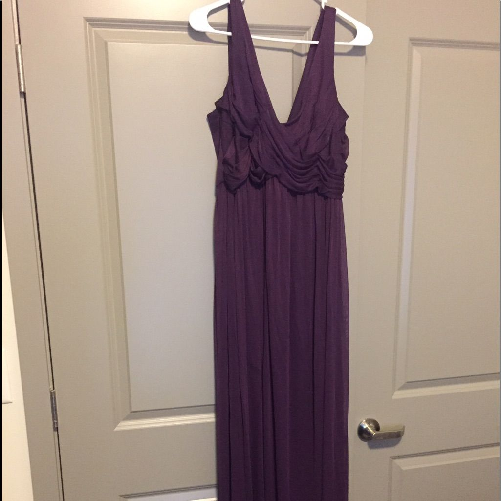 Davids bridal plum bridesmaid dress products davids bridal plum bridesmaid dress ombrellifo Image collections