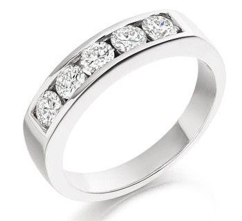 82115e7d3589 Anillo de compromiso oro blanco