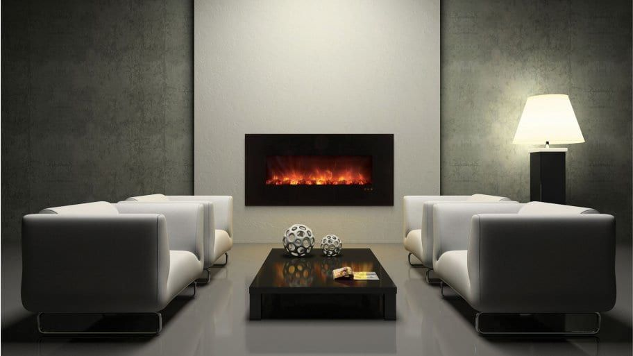 Is An Electric Fireplace Worth The Money Modern Electric Fireplace Modern Flames Fireplace Design