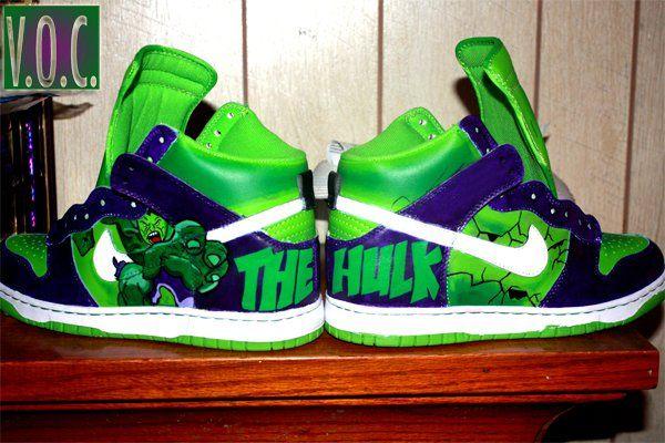 90e14e362937 incredible hulk shoes