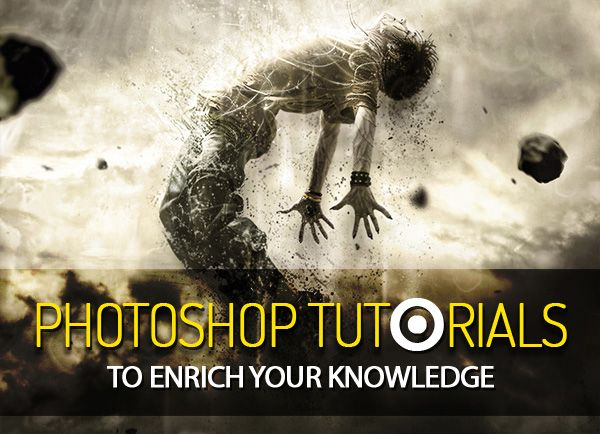 28 Fresh Photoshop Tutorials to Enrich your Knowledge- these are advanced