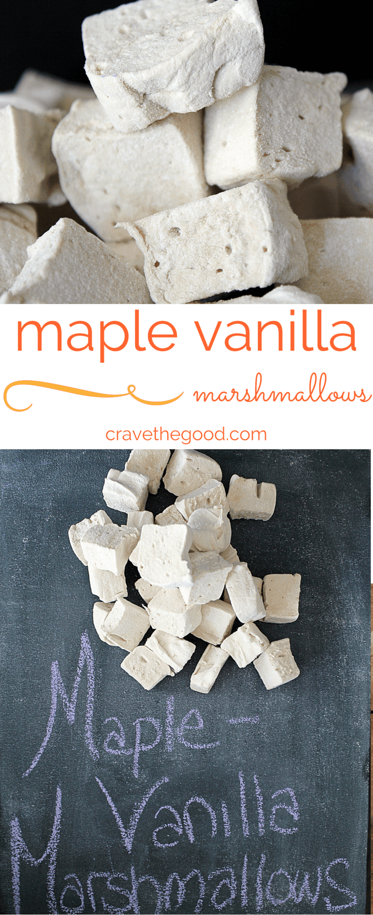 Photo of Maple Vanilla Marshmallow Recipe