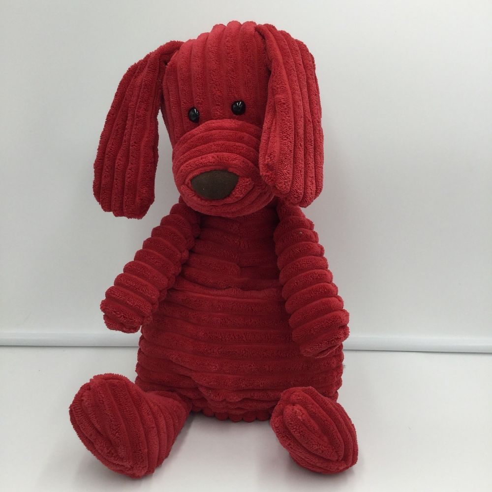 Jellycat Cordy Dog Puppy Red Plush Stuffed Animal 16 Soft Toy Jellycat Animals Dogs And Puppies Plush Stuffed Animals [ 1000 x 1000 Pixel ]