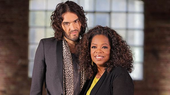 First Look: Russell Brand and Heroin Addiction on Oprah Prime - Video - @Helen George #OprahPrime