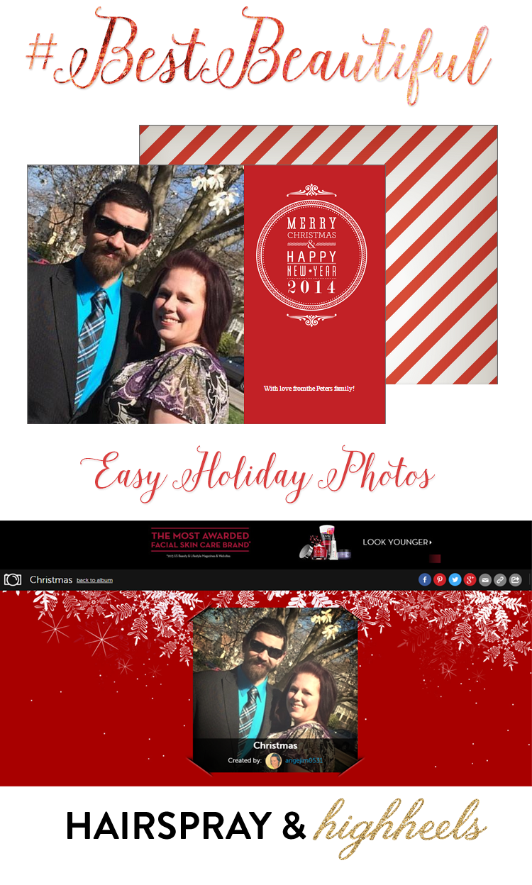 Our holiday story photoshop tutorial our holiday story hairsprayretroholidaystechphotoshop tutorialtools baditri Choice Image
