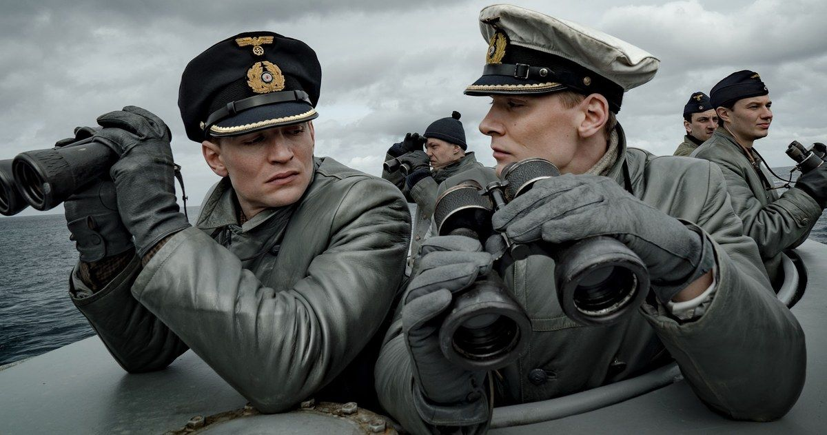'Das Boot' Trailer Brings WWII Classic to Hulu as an Epic