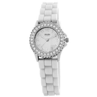 Get the white ceramic watch look for less: just $21 and great reviews.