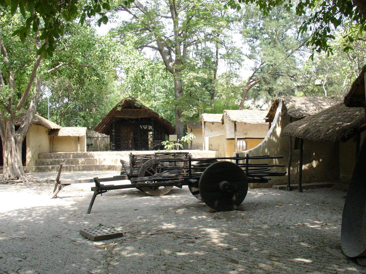 National Handicrafts Handlooms Museum Crafts Museum Chaturanga