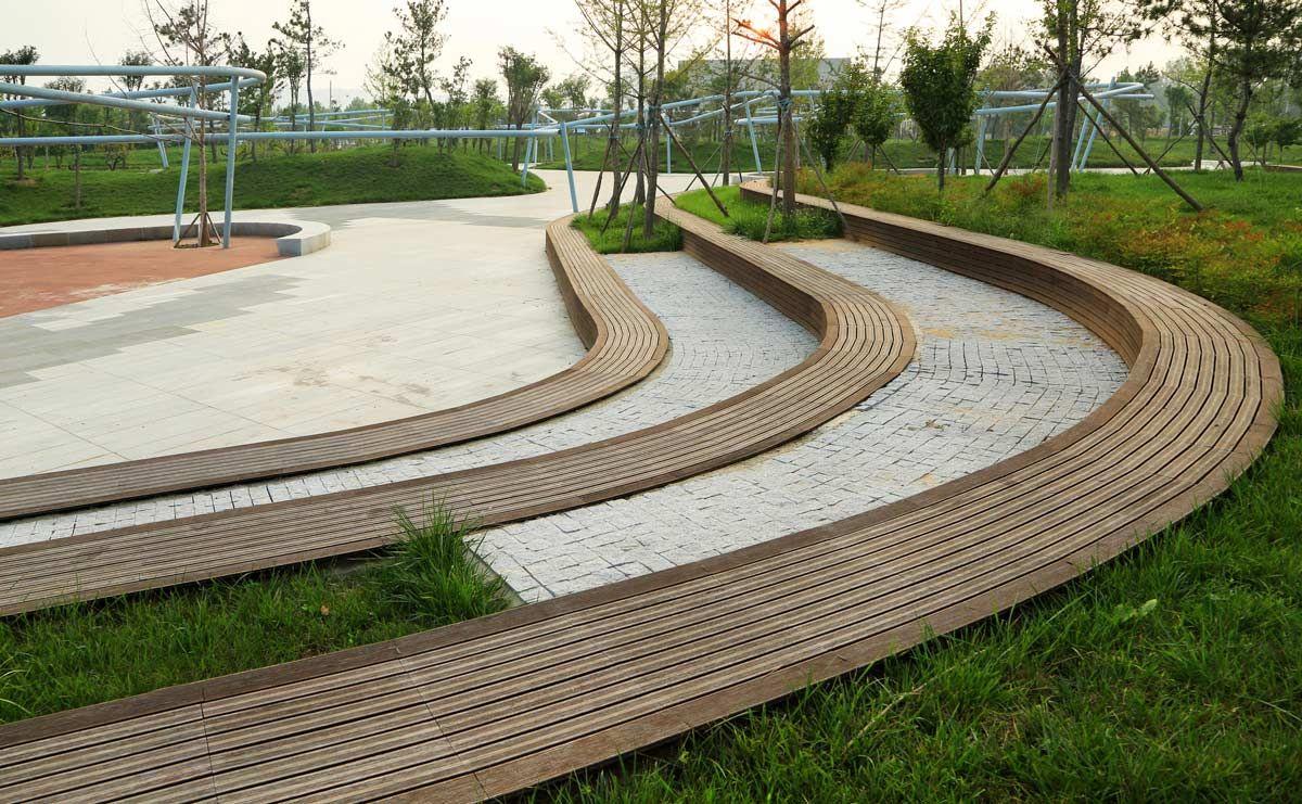Contemporary Landscape Architecture cultural-plaza-park-26 « landscape architecture works | landezine