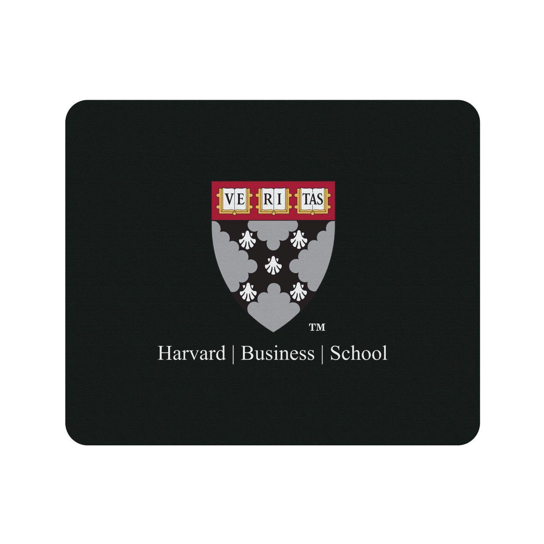 Harvard University V2 Black Mouse Pad Classic