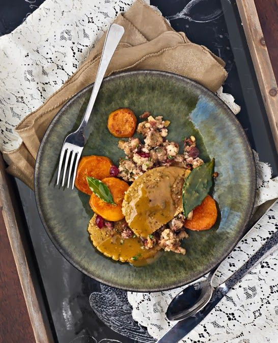 Holiday Party Recipes: All-in-One Thanksgiving Dinner