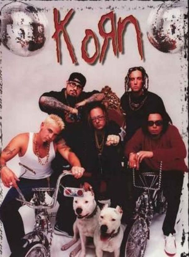 Korn Korn Band Posters Cool Bands