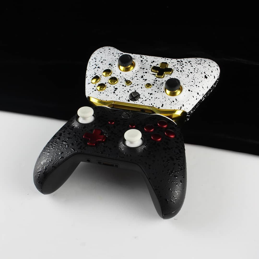 Or Yinyang Buildyourown Xbox Controller Xbox Controller Gaming Products Nintendo