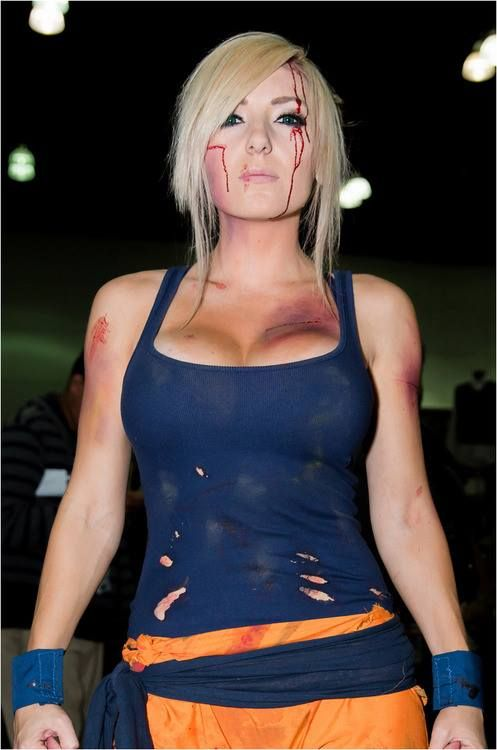 blackynrw: Dragonballs action :) Awesome jess. Old but ...