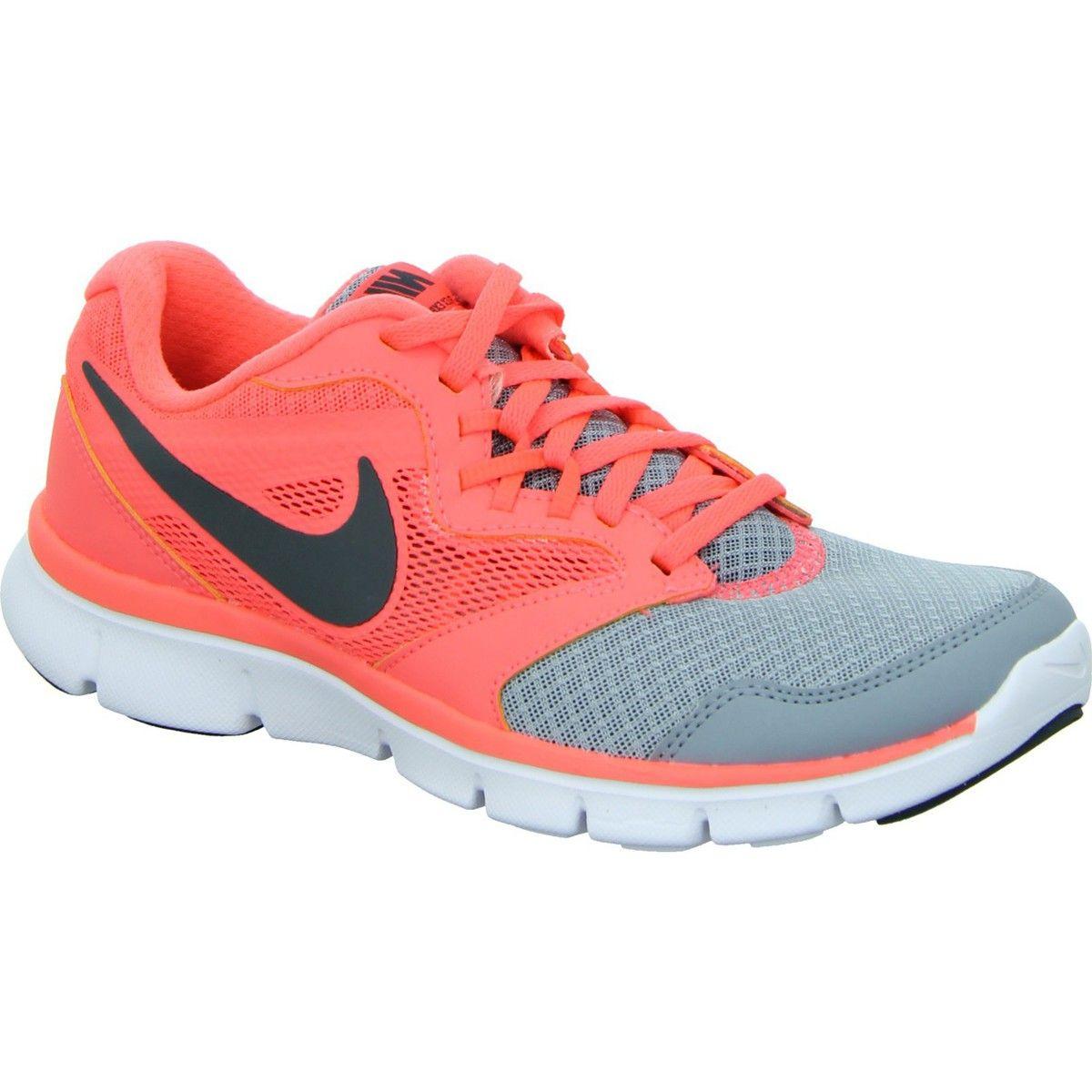d92dbe36bd2555 Nike Damen Outdoor Nike Flex Experience RN 3 MSL 236569103 Neon-Orange