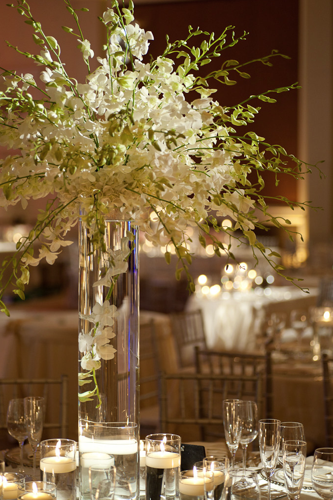 31 super chic wedding reception and ceremony ideas from edge flowers modwedding
