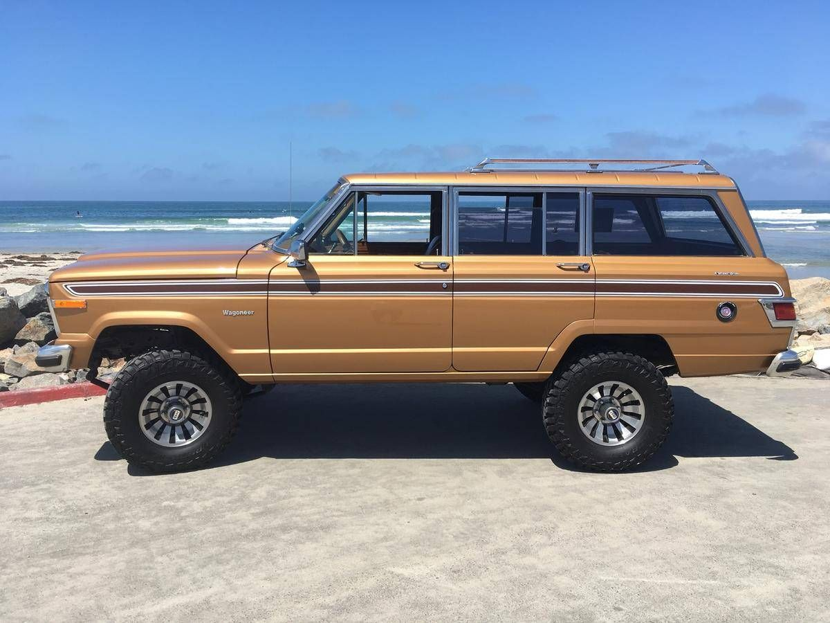 1983 Jeep Wagoneer | Old Rides 5 | Pinterest | Jeep wagoneer, Jeeps ...