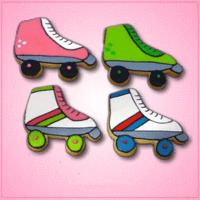 Pink Skateboard Cookie Cutter