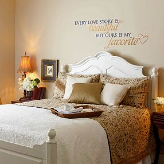 Love the wall decals