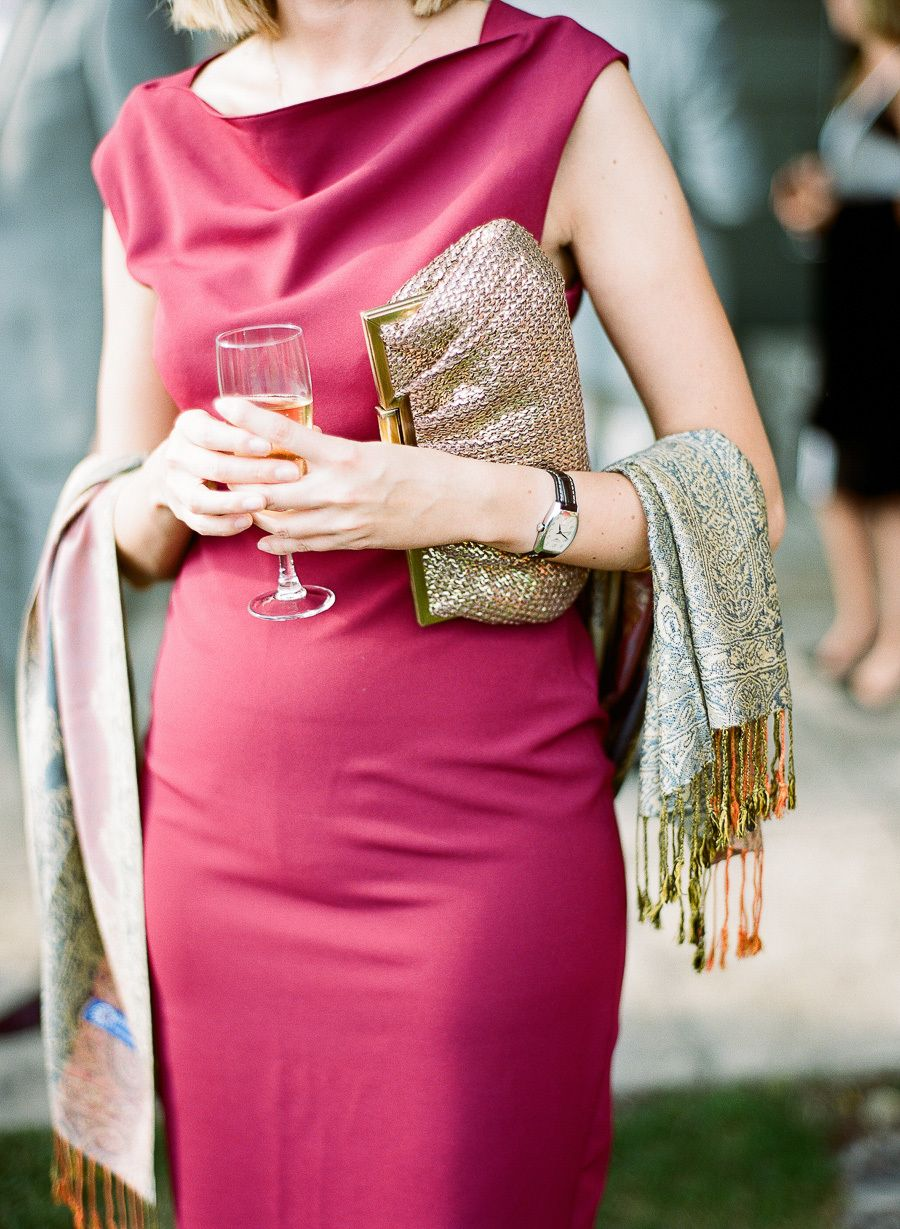 Photo Ready Winter Wedding Guest Outfit Ideas