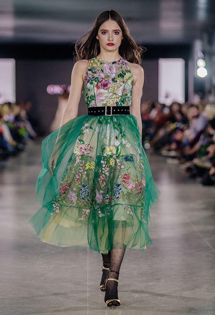 Платье весны картинка